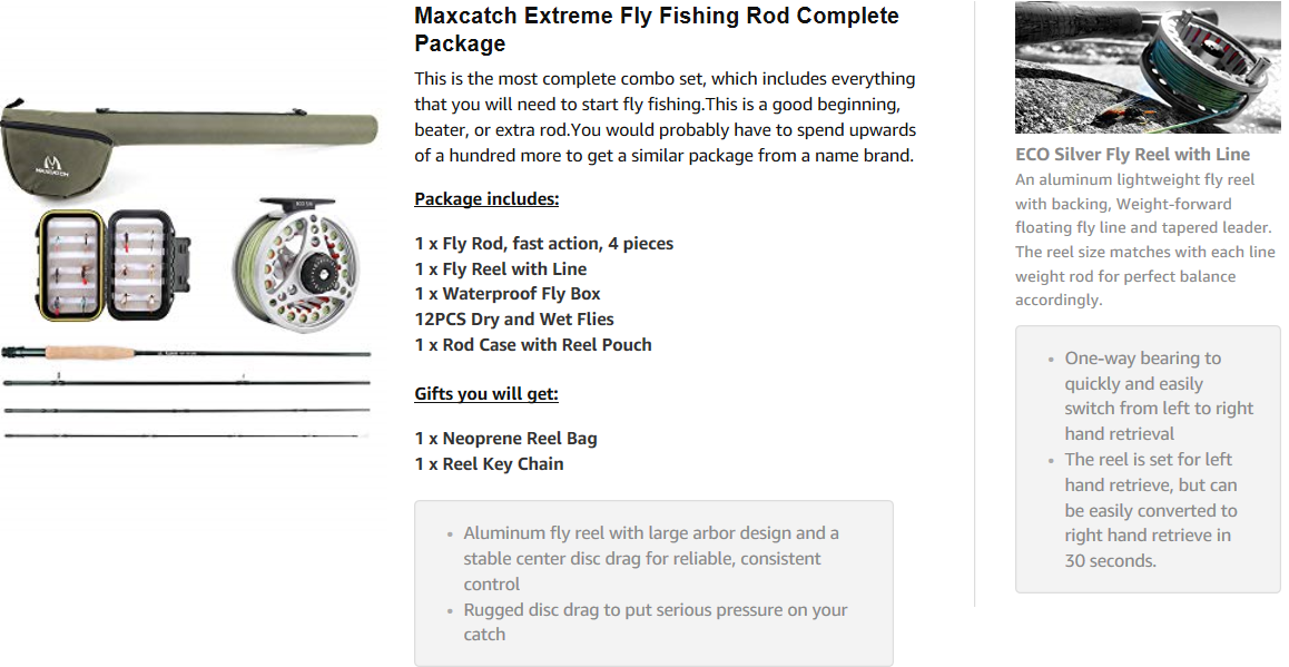 a1b68e014db Everything you'll need to get started fly fishing