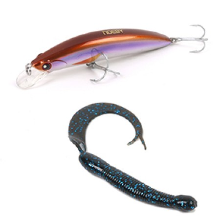 HARD BAIT & SOFT LURES (16)