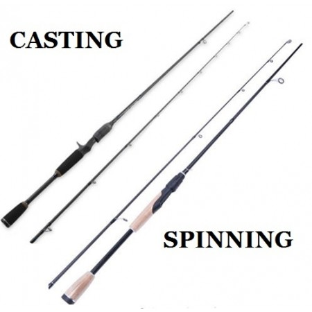 SPINNING RODS (12)