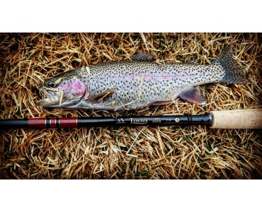 Tenkara Rod Telescoping Carbon Fly Fishing Rod