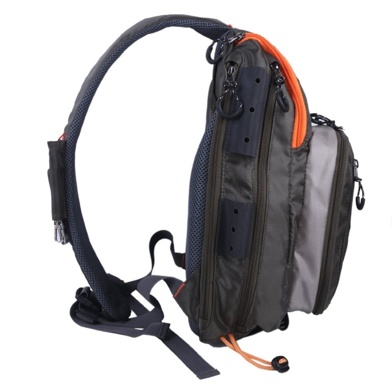 Fly fishing vest pack for Fishing sling pack