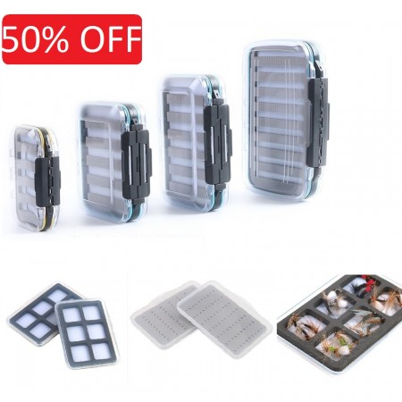 50% OFF Fishing Box