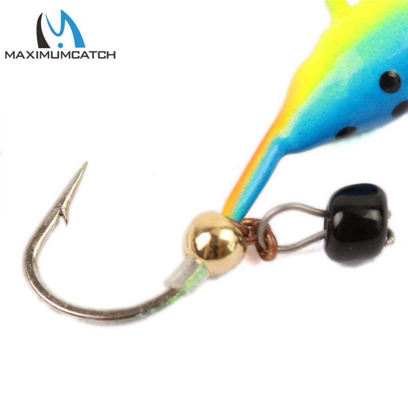 Ice jig for Tungsten ice fishing jig