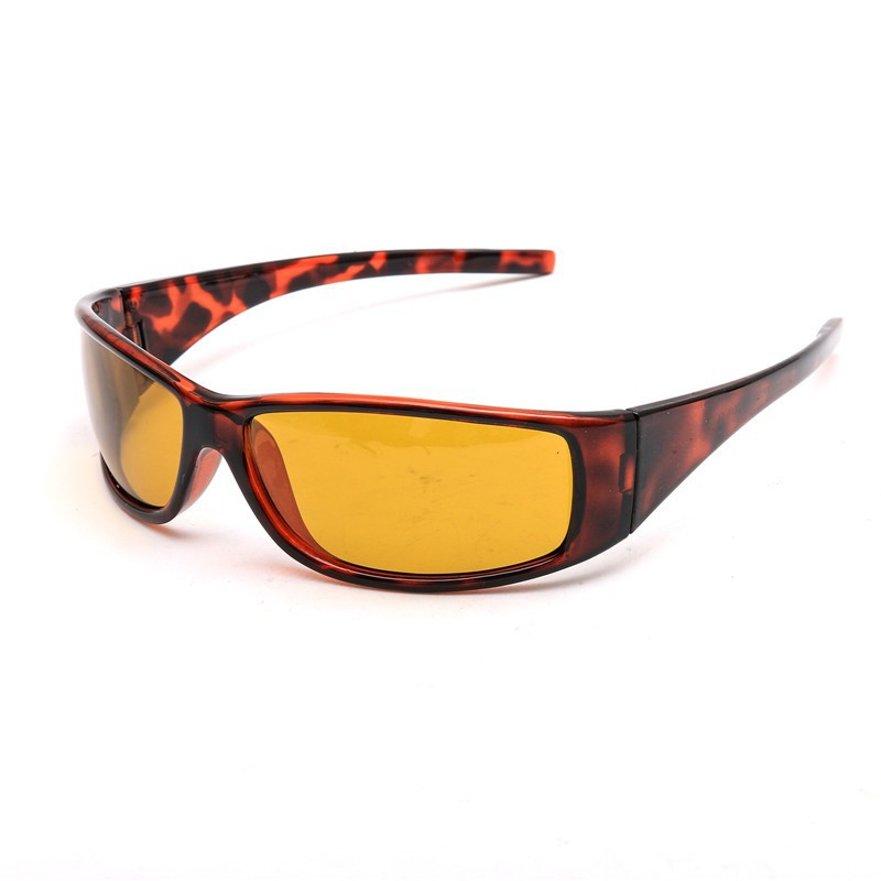 tortoise frame fly fishing polarized sunglasses brown