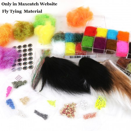 Fly Tying Materials (25)