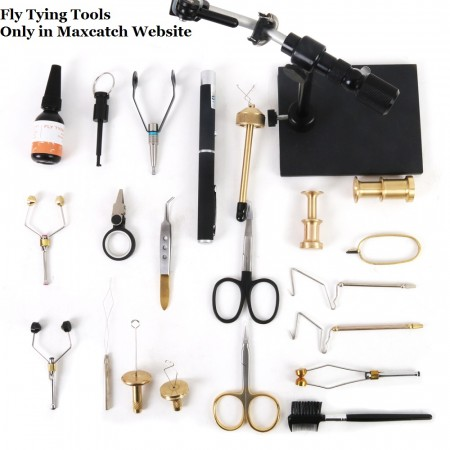 FLY TYING TOOLS (28)