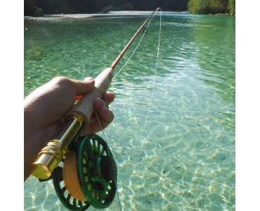 Skyhign Gold fly rod is the best fly rod!
