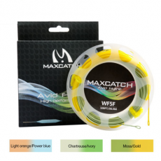 AVID Fly Fishing Line Weight Forward Floating Double Colors