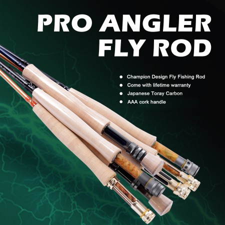 PROFESSIONAL FLY RODS