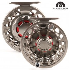 (Spare Spool)VX 9/10 WT Fly Reel 100% Waterproof Large Arbor Saltwater CNC