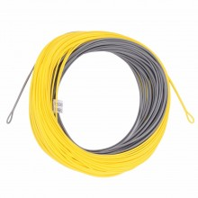100FT 4-8wt Windcutter Weight Forward Floating Fly Fishing Line with Welded Loop Fly Line Double Color Fishing Line