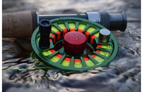 Best Gift: Maxcatch AVID FLY REEL!