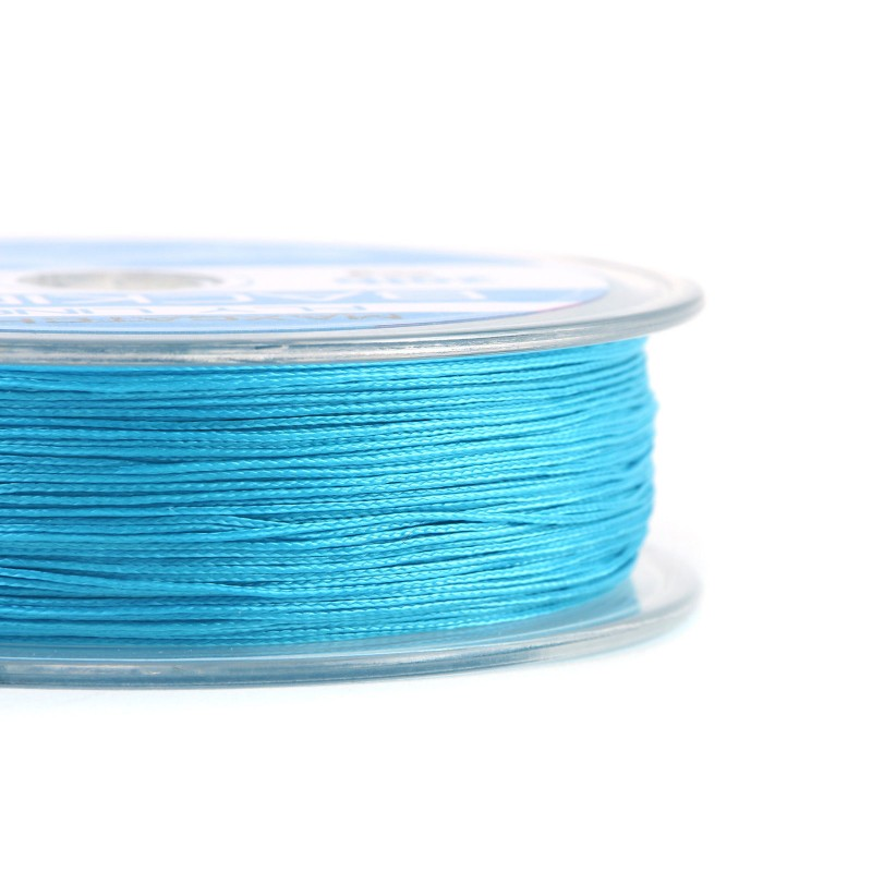 Fly line backing line for fly fishing 100yards 20 lb blue for Fly fishing backing