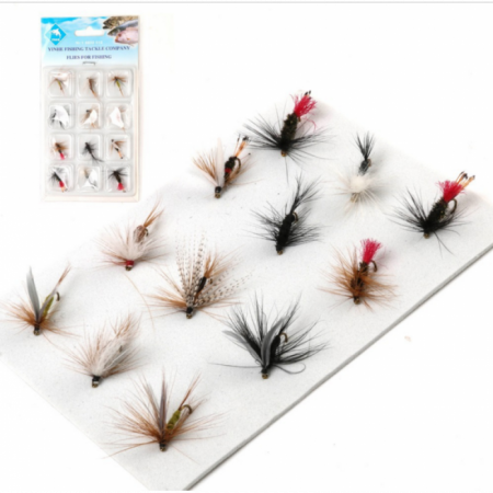 BEGINNER FLIES (3)