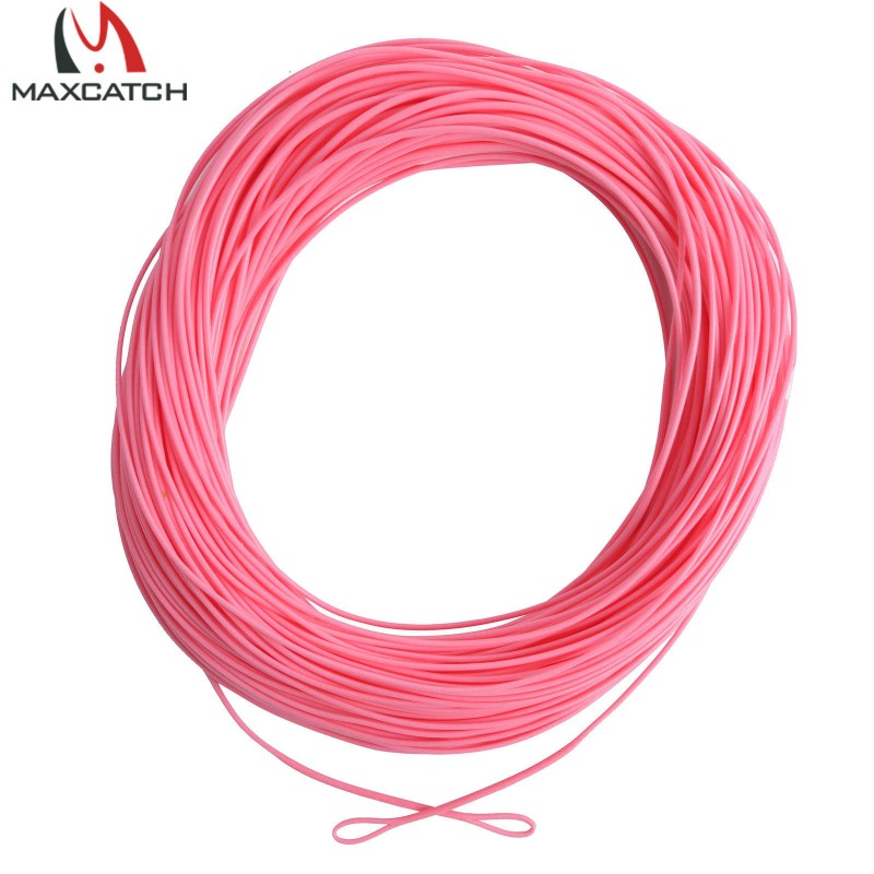 Fly line for lady for Floating fishing line
