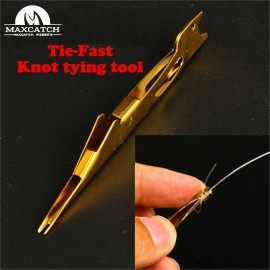 Tie Fast Knot Tying Tool Fly Fishing Tyer Nail Knot Fishing Tool
