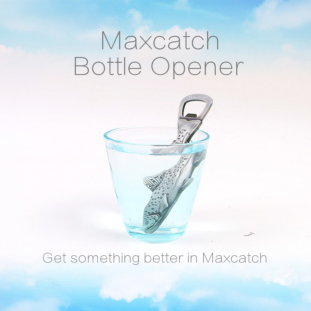 【Maxcatch Design】Magnetic Trout Fish Bottle Opener