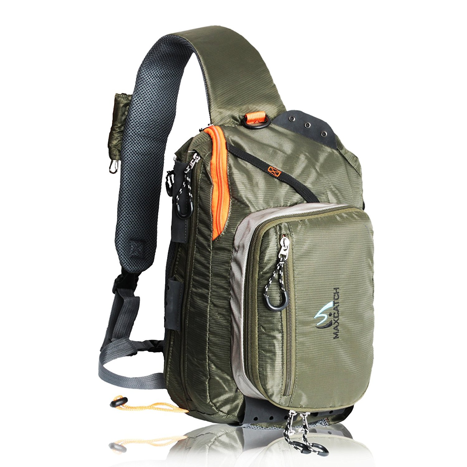 Sling pack chest pack for Fishing sling pack