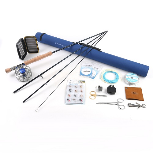 Professional fly fishing combo Nano fly rod + AVID fly reel whole outfits (10 years warranty)