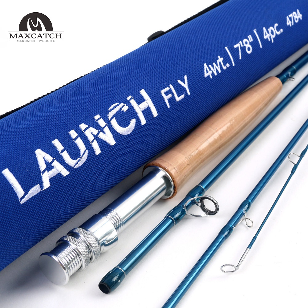 Exclusive Light 7'8'' #4WT Launch Fly Rod