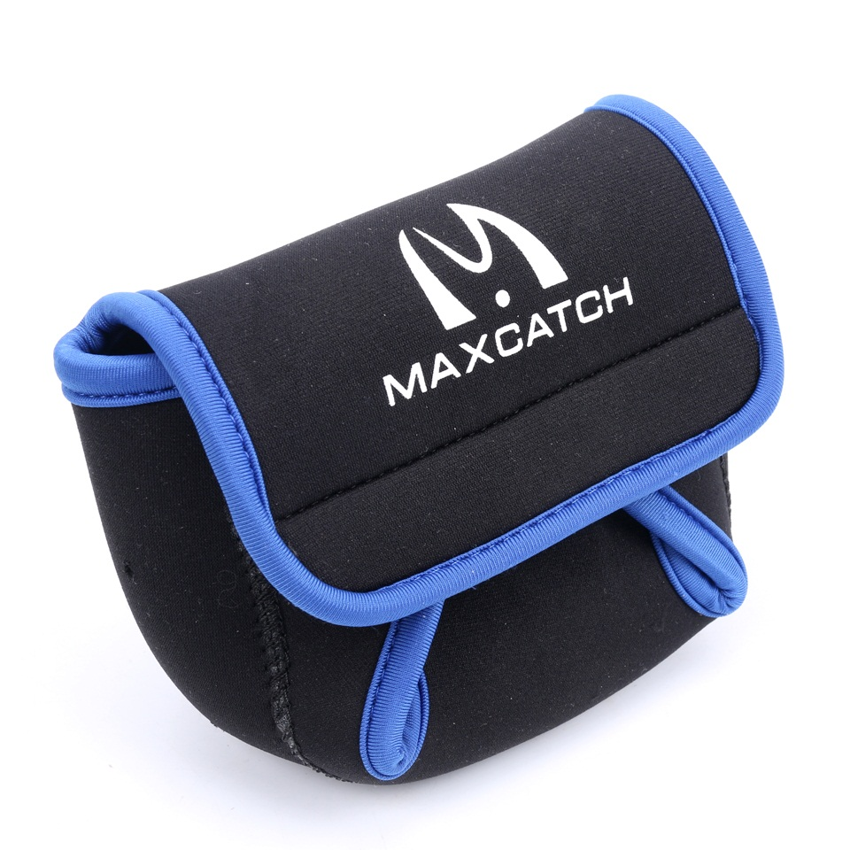 Neoprene Fishing Spinning Reel Cover Pouch Protective Storage Bag x4000-x8000