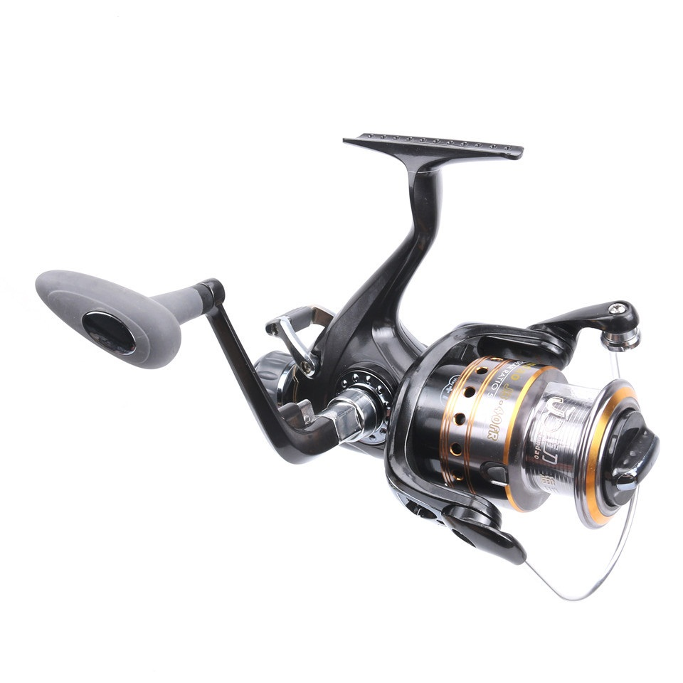 7+1bb 5.5:1 Jd Fishing Reel Cnc Machine Cut Aluminum Bait Runner Reel Spinning Reel For Carp Fishing