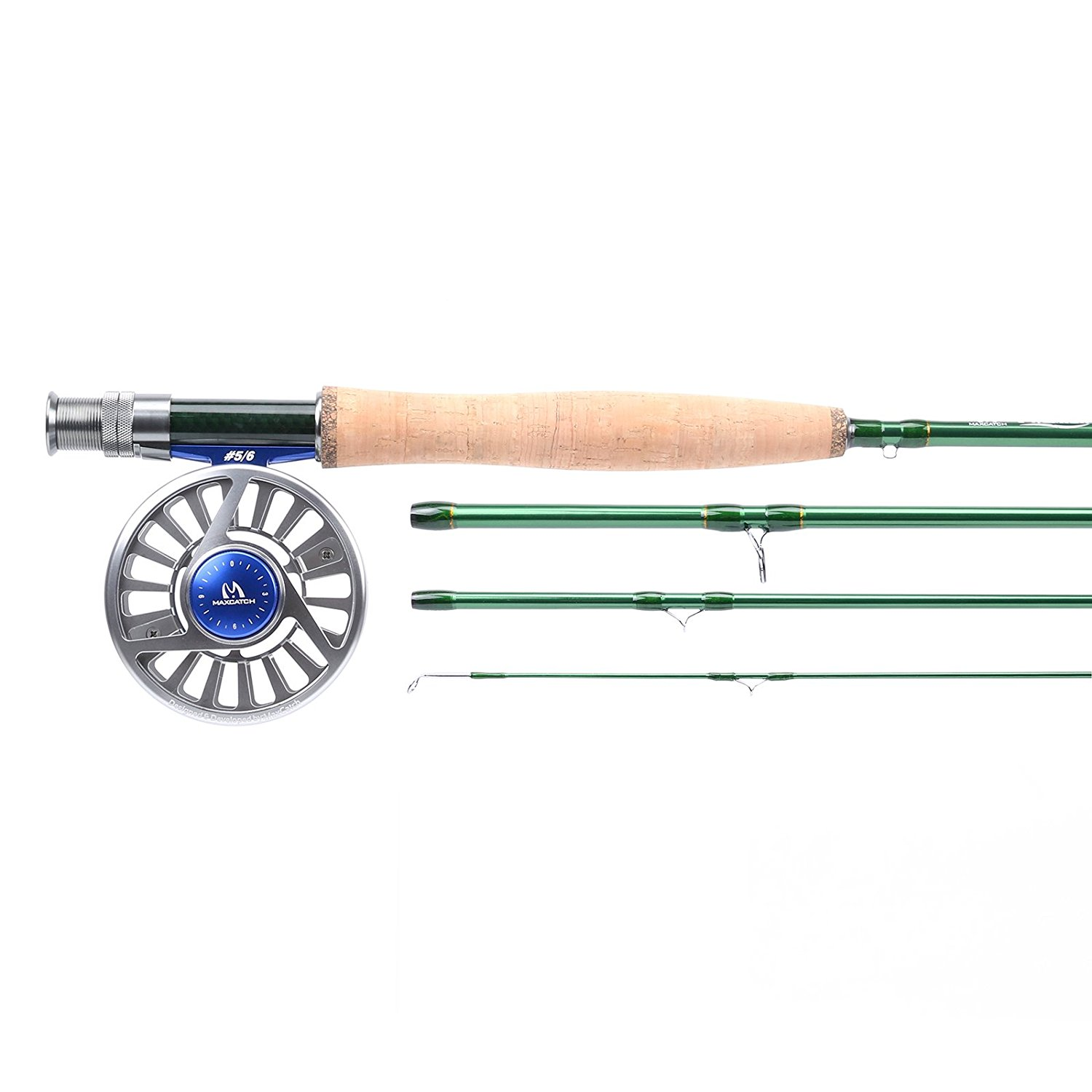 Fly fishing rod and reel for Trout fishing rod and reel