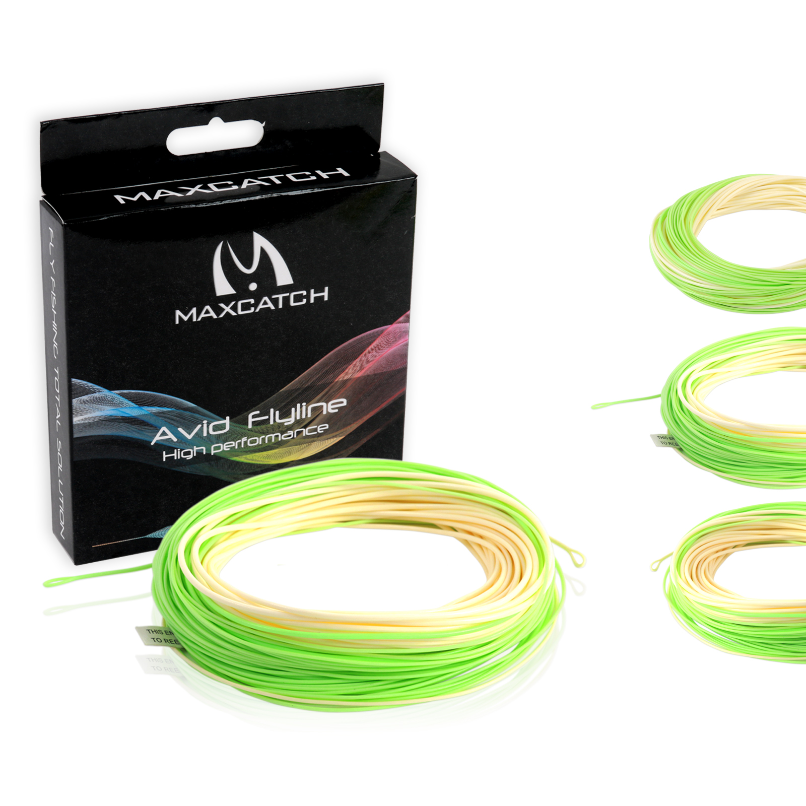 Switch Double Color Weight Forward Floating WF5-8WT Fly Fishing Line