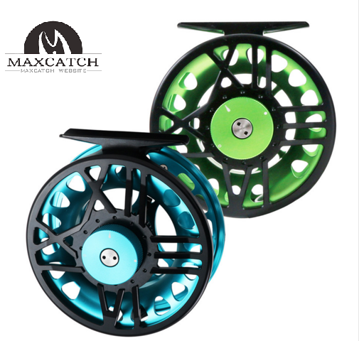 Windcity ALL CNC Timefly Fly Fishing Reel