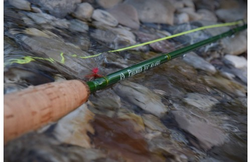Recommend : premier fly fishing rod with AVID fly reel
