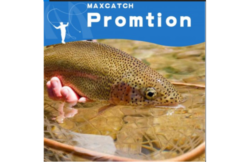 Maxcatch Fly Fishing Closeouts