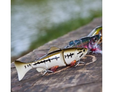 I Like Fishing,because the Fishing Lure is wonderful