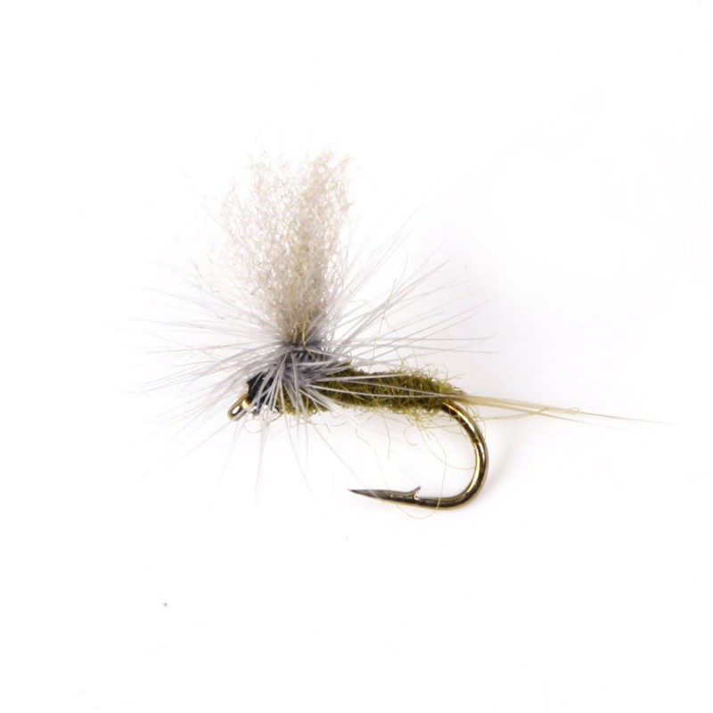 Professional fly fishing Dry flies assortment