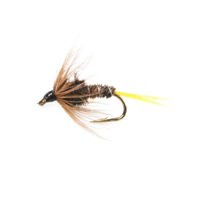 Professional fly fishing Nymphs assortment