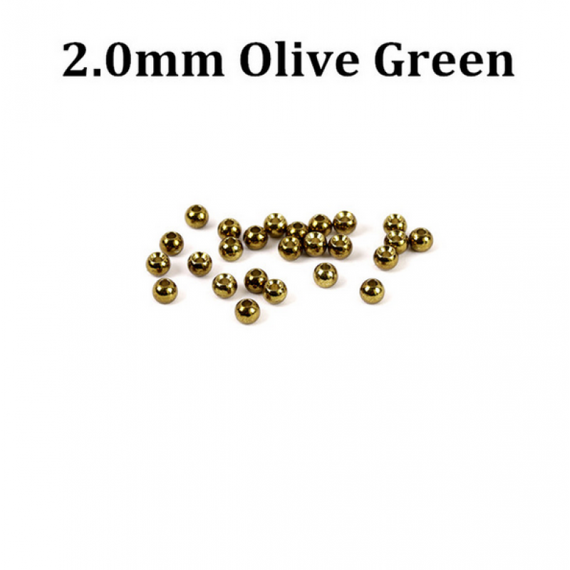 2.0mm Olive Green