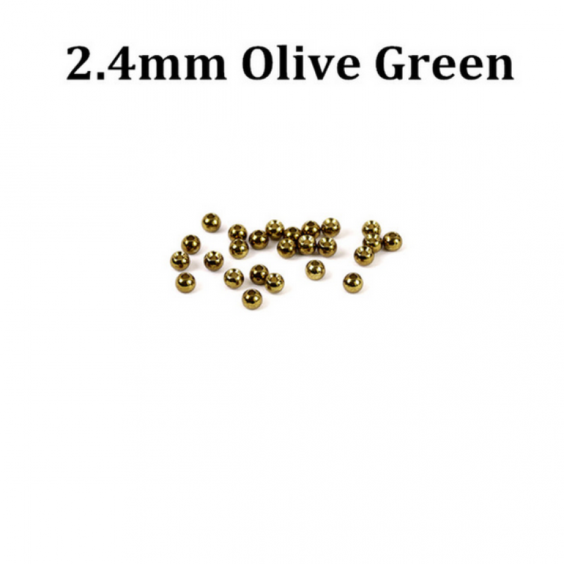 2.4mm Olive Green +$0.20