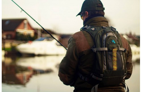 V-POP Fishing Backpack Designed for Outdoor Sports