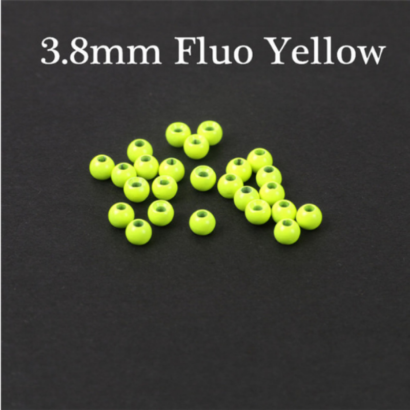 3.8mm Fluo Yellow +$1.38