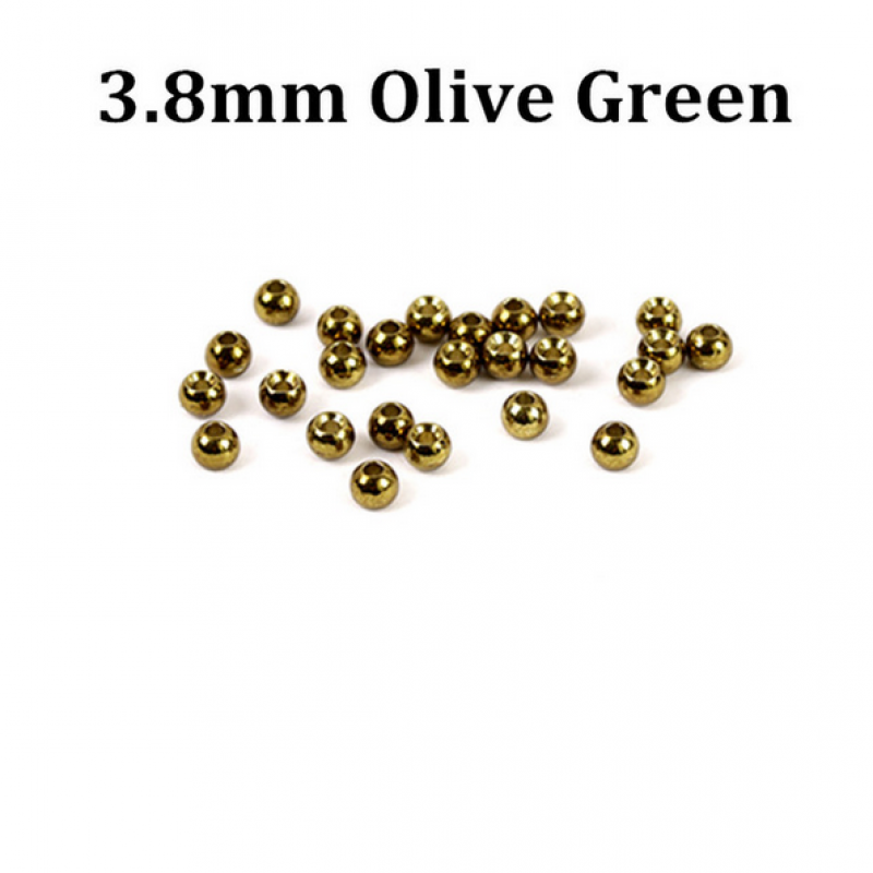3.8mm Olive Green +$1.40