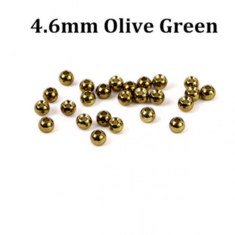 4.6mm Olive Green +$2.10