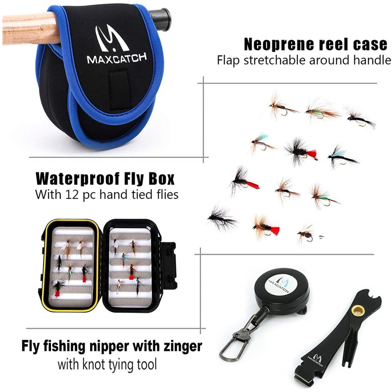Extreme Fly Fishing Combo