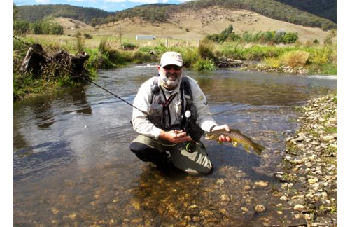 Pleasing Arabian Fly Fishing Trip
