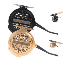 Super Light Automatic Fly Fishing Reel Y4 70 2+1 BB Fly Reel