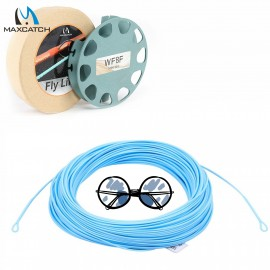 Avid Saltwater 90FT 8wt/9wt 2 welded Loops Floating Fly Fishing