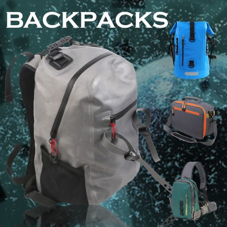 BACKPACKS (9)
