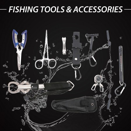 FISHING TOOLS & ACCESSORIES (56)
