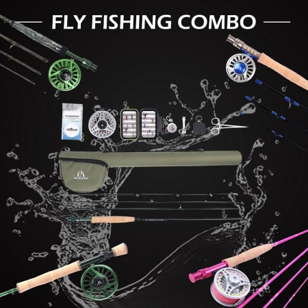 FLY FISHING COMBO (47)