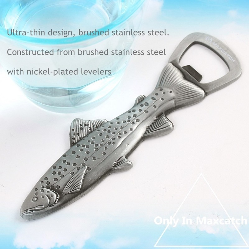 Maxcatch Design Magnetic Trout Fish Bottle Opener