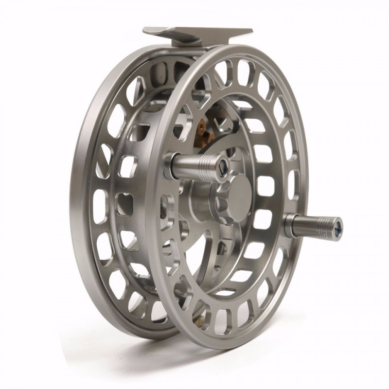 Center Pin Floating Fishing Reel Aluminum 6061-T6 Floating Reel