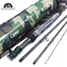 Camo 9ft 5WT 4Sec / 7Sec Graphite Fly Rod